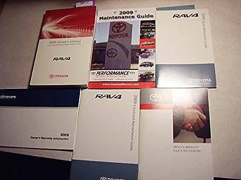 2009 toyota rav4 owners manual toyota amazon com books rh amazon com 2009 toyota rav4 service manual pdf 2009 toyota rav4 service manual pdf