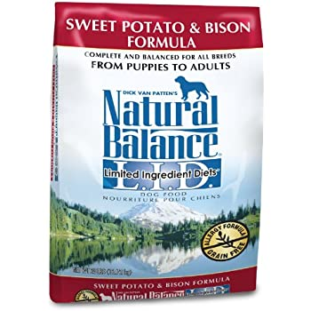 Amazon Natural Balance Sweet Potato And Venison Dog Food