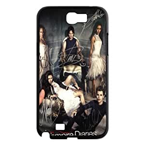 [H-DIY CASE] For Samsung Galaxy Note 2 -TV Show The Vampire Diaries-CASE-3