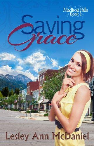 Saving Grace (Madison Falls Book 1) Montana Christian Fish
