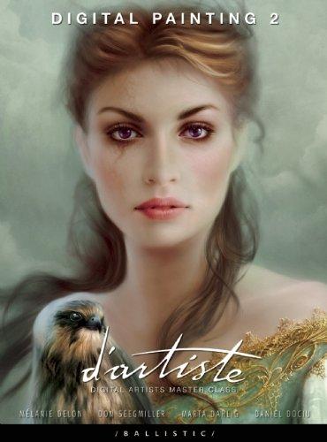 d'artiste Digital Painting 2: Digital Artists Master Class pdf
