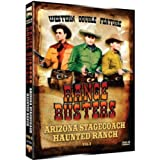 Range Busters: Arizona Stagecoach / Haunted Ranch (Double Feature) by Ray 'Crash' Corrigan