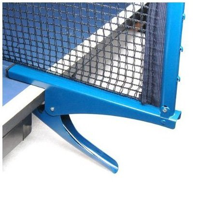 TOOGOO Ping Pong Table Tennis Clamp Post Stand with Net Set