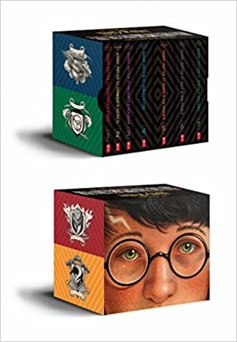 7b561a6452b6 Harry Potter Books 1-7 Special Edition Boxed Set  J.K. Rowling ...