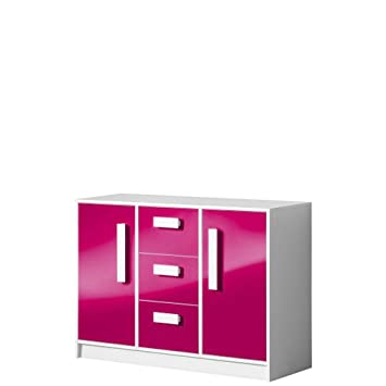 Kommode Sideboard Guliver Kinderzimmer Jugendzimmer Mobel Weiss