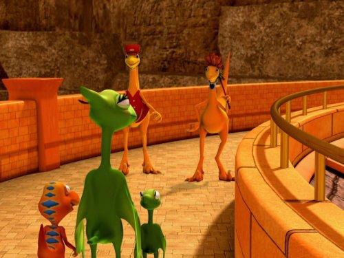 (One Smart Dinosaur/Petey The Peteinosaurus)