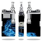 vapor box - Innokin itaste VTR Vape E-Cig Mod Box Vinyl DECAL STICKER Skin Wrap ONLY not an actual vape or ecig / Blue Smoke