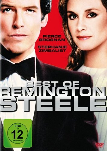 Remington Steele - Best Of Collection (25 Episodes) - 7-DVD Box Set [ NON-USA FORMAT, PAL, Reg.2 Import - Germany ]