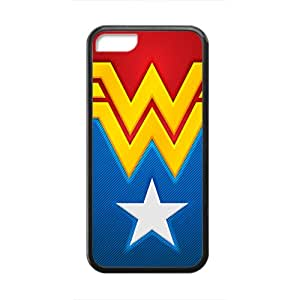 YESGG DC Comics Wonder Woman Cell Phone Case for Iphone 5C