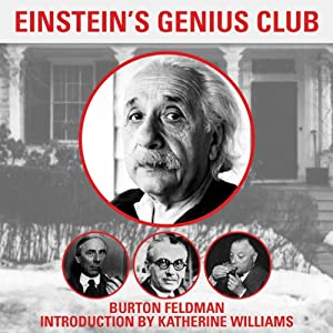 Einstein's Genius Club Audiobook