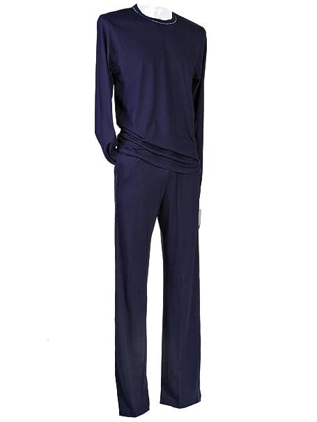 Calvin Klein - Pantalón para hombre, talla M, color Azul marino