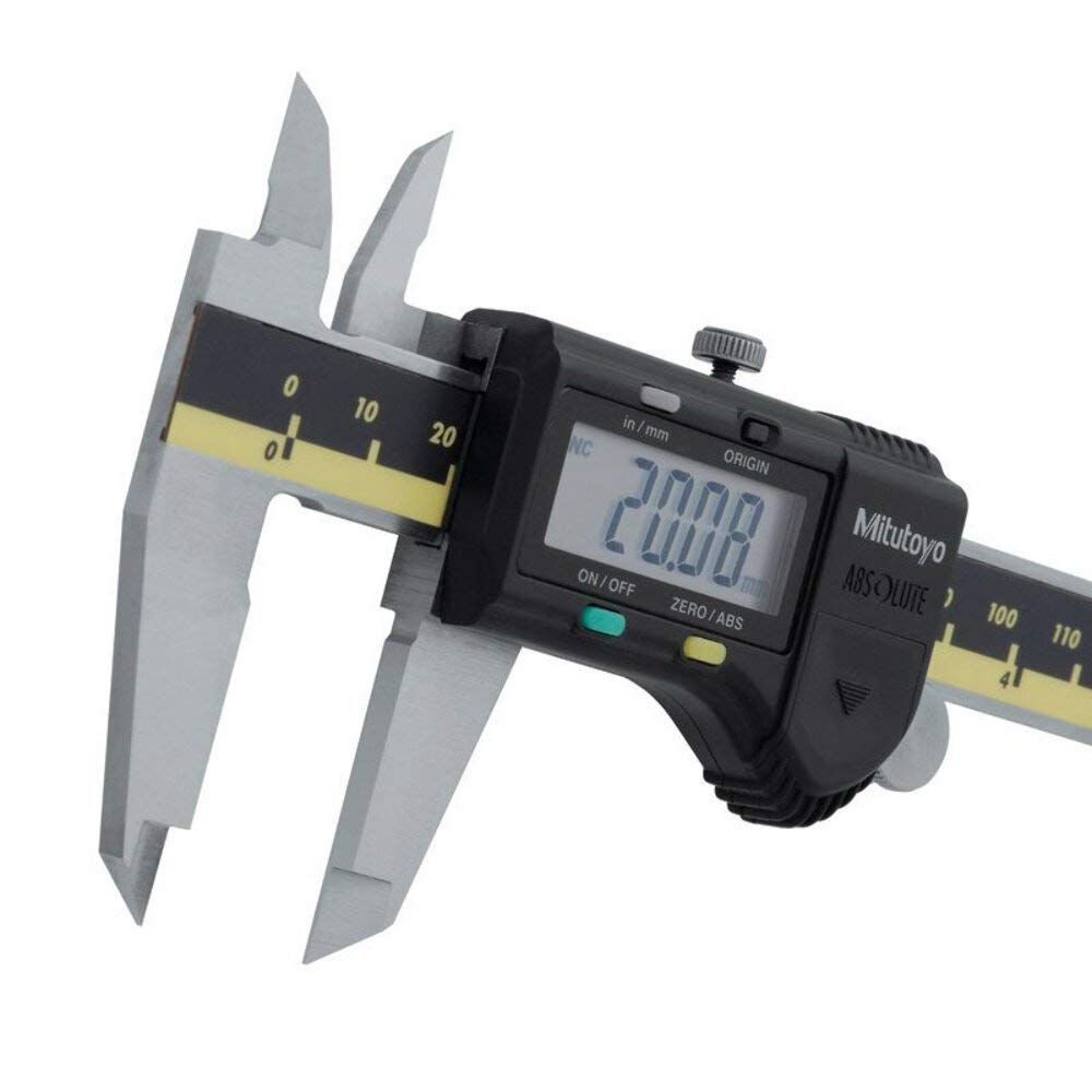 "Mitutoyo 500-196-20//30 200mm//8/"" Absolute Digital Digimatic Vernier Caliper"
