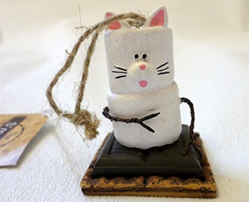 S'mores Original Cat Ornament Midwest of Cannon (Cannon Falls Smores)