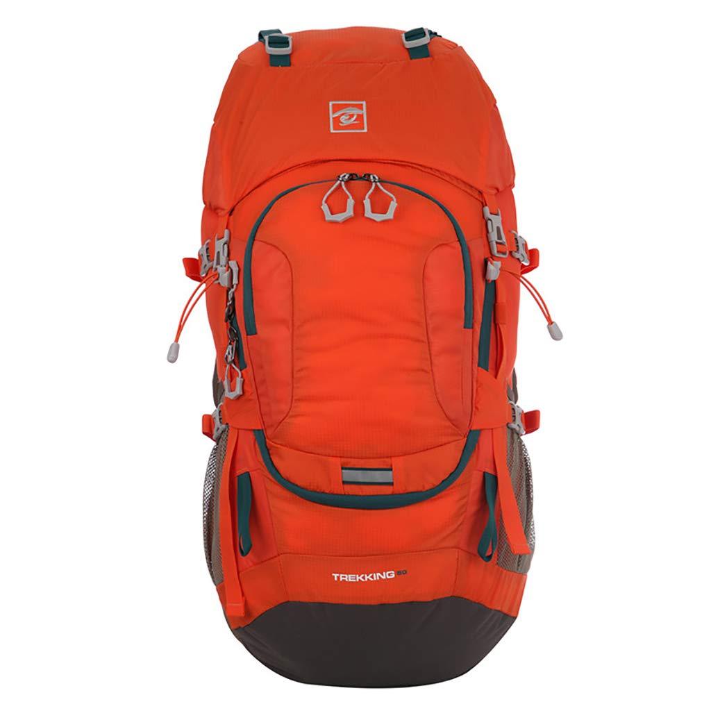 バックパックアウトドアスポーツ登山バッグスポーツバックパックユニセックス多機能バックパック容量36-55L (Color : B) B07T1LLSLS B