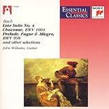 Bach: Lute Music, Vol.2