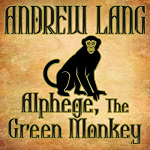 Alphege, The Green Monkey Audiobook