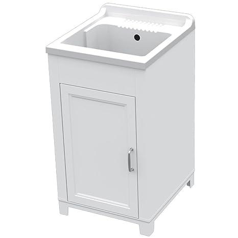 Piushopping - Mobile lavabo lavello lavandino in resina per garage o ...