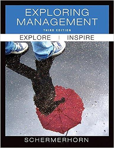 Exploring management john r schermerhorn jr 9780470878217 exploring management 3rd edition fandeluxe Image collections