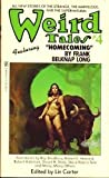 img - for Weird Tales No. 4 book / textbook / text book