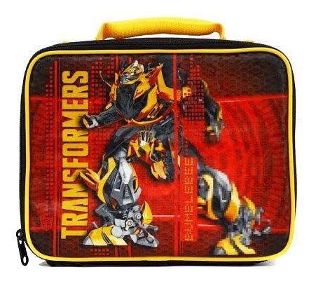 Transformers Bumblebee Rectangular Lunch Bag product image