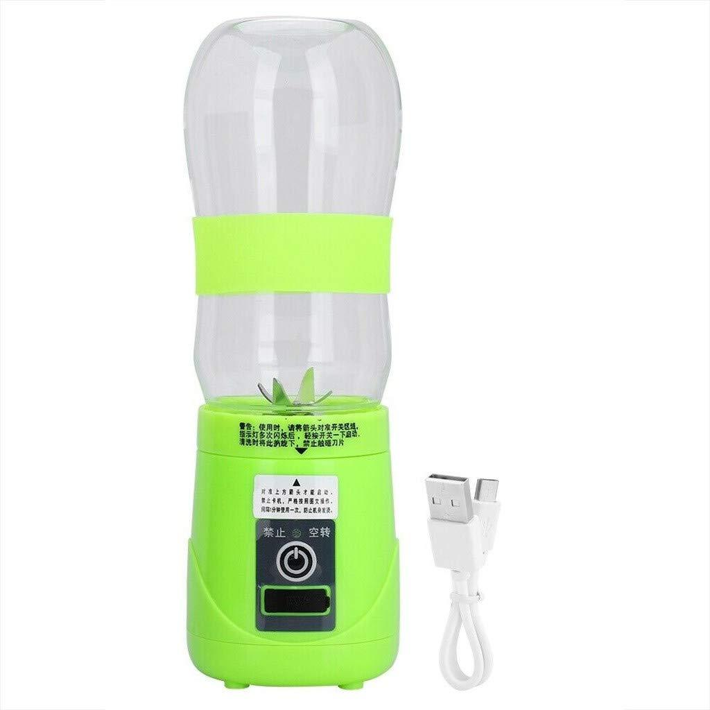 Naladoo Portable Juicer Blender Household Fruit Mixer 360ml Fruit Mixing Machine by Naladoo Home