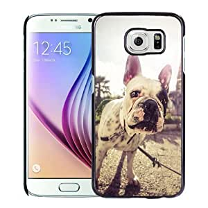 New Personalized Custom Designed For Samsung Galaxy S6 Phone Case For Bulldog Phone Case Cover