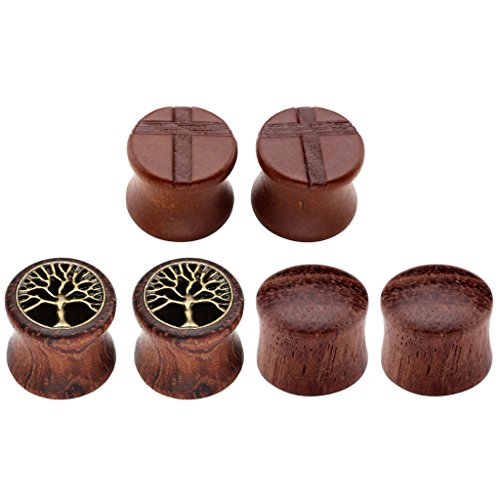 jovivi-6pcs-sono-wood-tree-of-life-tunnel-plugs-cross-saddle-double-flared-ear-expander-stretcher-ki