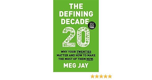 the defining decade meg jay pdf download