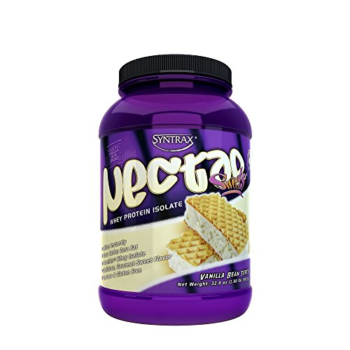 - Syntrax Nectar Sweets - Vanilla Bean Torte - 2 pounds