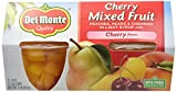 Del Monte Cherry Mixed Fruit Cups - 16/4 oz. cups