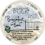 Wolfgang Puck Coffee, Breakfast in Bed (Medium Roast),  24-Count K-Cups for Keurig Brewers