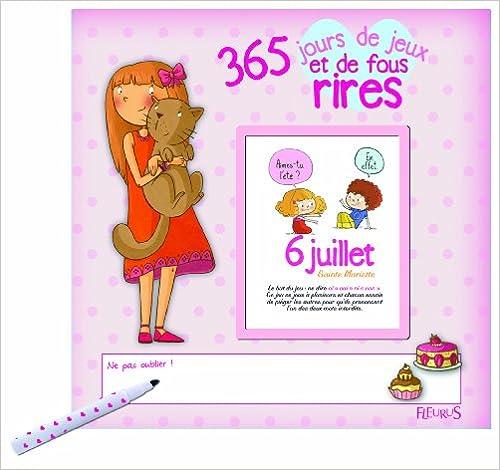 365 Jours de jeux et de fous rires (spécial filles)