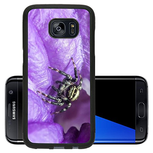 Catch 8 Net (Liili Premium Samsung Galaxy S7 Edge Aluminum Backplate Bumper Snap Case IMAGE ID: 35129723 A small creature with eight thin legs Many spiders spin webs nets of thin threads to)