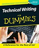img - for Technical Writing For Dummies book / textbook / text book