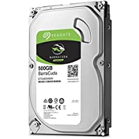 Internal HDD Seagate BarraCuda 3.5 500GB SATA3 7200RPM 16MB