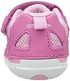 Stride Rite Girls' SM Jamie Sneaker, Pink, 5 Medium