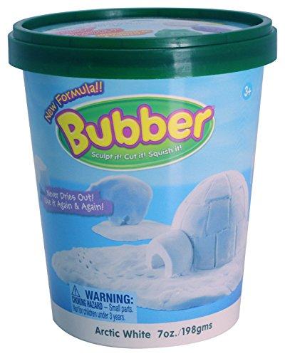 Bubber 7oz Bucket White