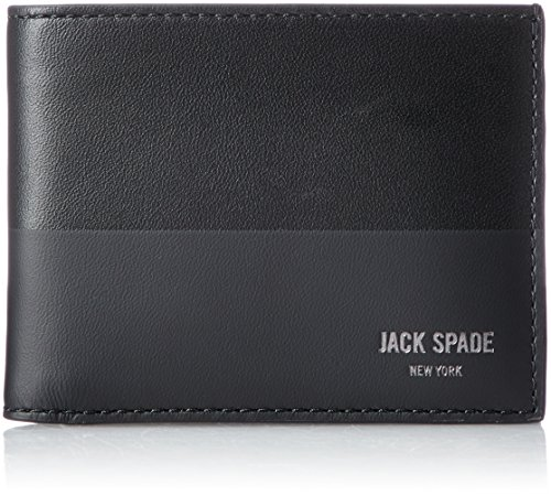 Jack Spade Men's Dipped Leather Slim Billfold Wallet, for sale  Delivered anywhere in USA