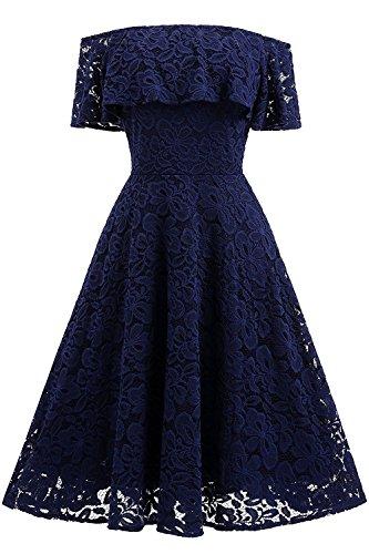 Zip Shoulder Dress - 7