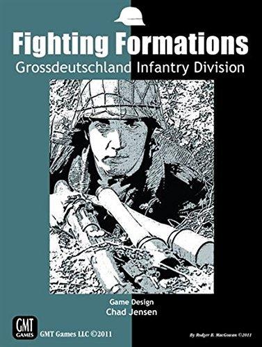 más descuento Fighting Formations Formations Formations  Grossdeutschland Infantry Division by GMT Juegos  Envíos y devoluciones gratis.