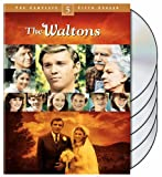 The Waltons: Complete Fifth Season (5 Discs)