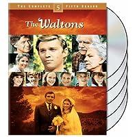 The Waltons: Complete Fifth Season (5 Discs)