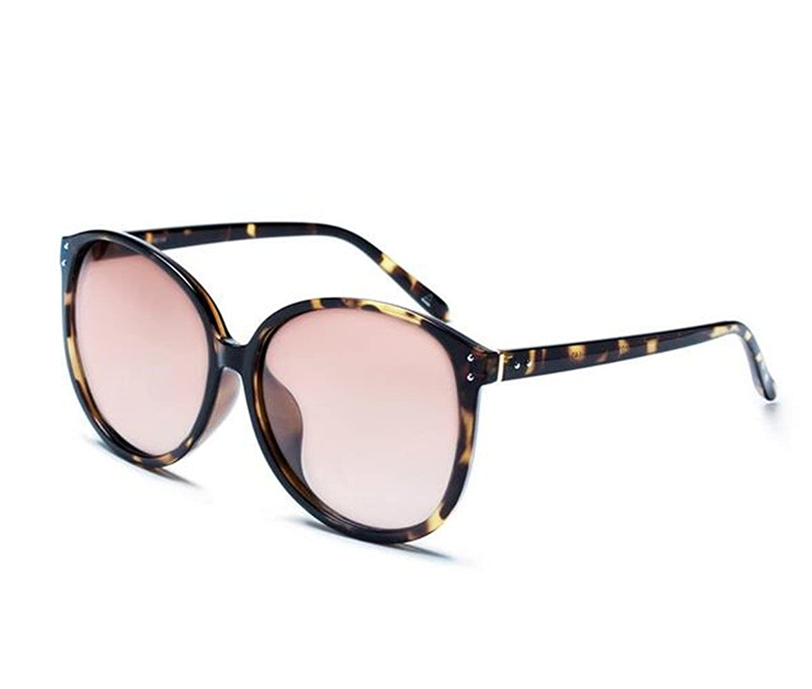 Brown SUNGLASSES New Sunglasses Lady Big Box Polarized Sunglasses