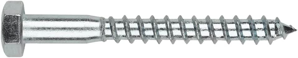 6/x 60/mm /Pack of 240/Screws with Thread for Wood and Chipboard and Hex Head and Screws Index Fixing Systems din-571/