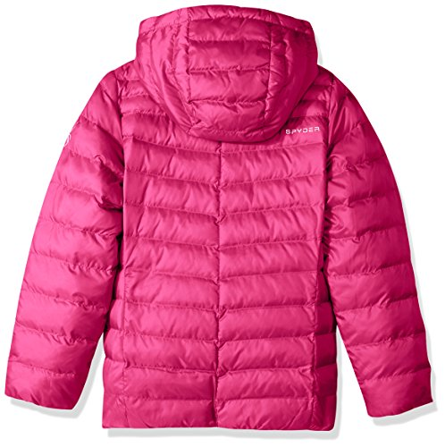 Girl's Jacket Raspberry Down Timeless Spyder Hoody HwqnRx4dHa