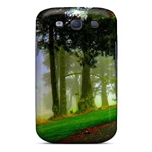 Shock-dirt Proof Wet Morning Case Cover For Galaxy S3 by supermalls