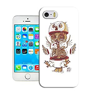 Yishucase-Illustration inspiration durable top Hard Cover for iPhone6 Plus case 5.5 inches case