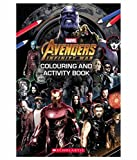 Marvel Avengers Infinity War: Colouring And Activity Book