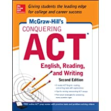 McGraw-Hill's Conquering ACT English Reading and Writing, 2nd Edition