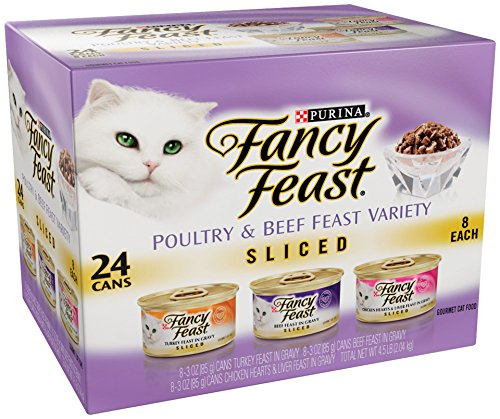 Low Carb Wet Cat Food Fancy Feast
